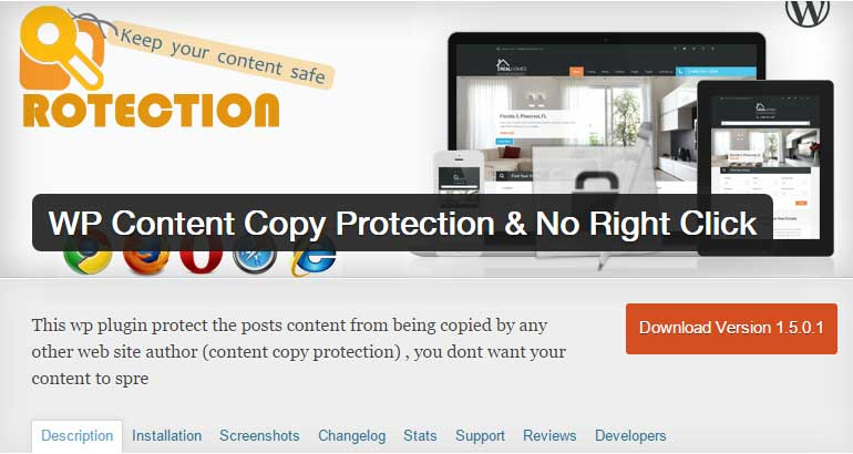 WP-Content-Copy-Protection-